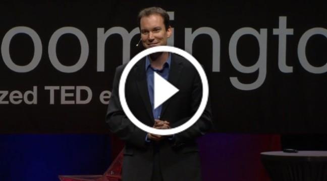 Секрет, який допомагає краще працювати (TED)