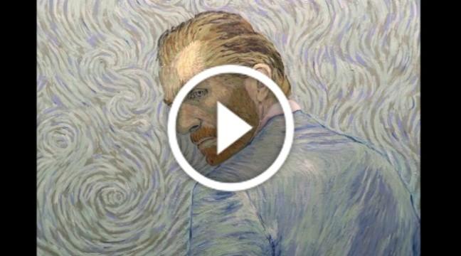 В Мережі з'явився перший трейлер анімаційного фільму про Ван Гога
