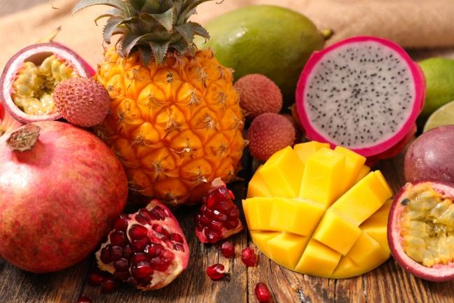 тропічні_фрукти