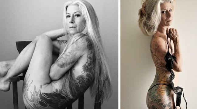 56-річна жінка довела, що сексуальність не зникає з роками