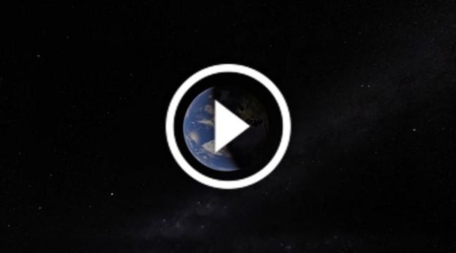 Круте відео від Маттео Аркондіса: Подорож навколо світу за 150 секунд