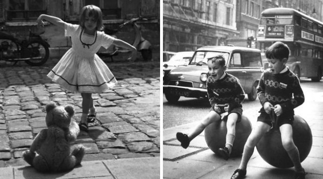 Як розважалися діти, коли не було ґаджетів (20 історичних фото)