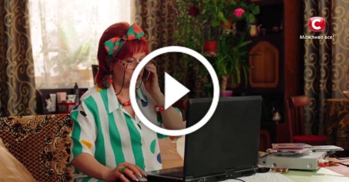 Мама вчиться користуватися комп'ютером. Типова ситуація :D