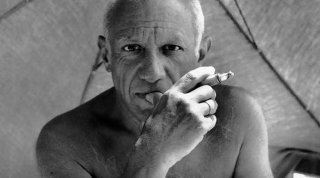 З життя Пабло Пікассо: випадок у кафе