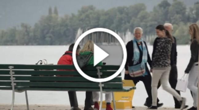 Погляньте, яке круте свято влаштувала швейцарська пошта жителям міста