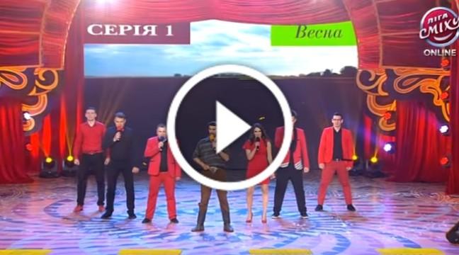 Cмішна пісня про життя типового українського селянина