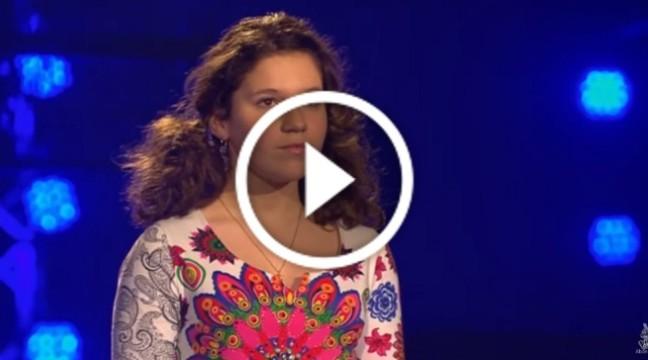 """Голос цієї українки змусив плакати суддів німецього шоу """"Голос. Діти"""""""