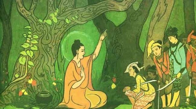 """""""Забирайте своє собі"""" — буддистська притча"""