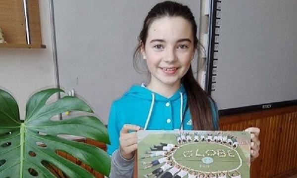 Cемикласниця з Бережан перемогла на міжнародному художньому конкурсі