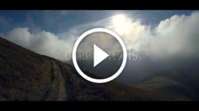 Український  копмозитор та піаніст Єгор Грушин презентував дивовижний кліп про Карпати