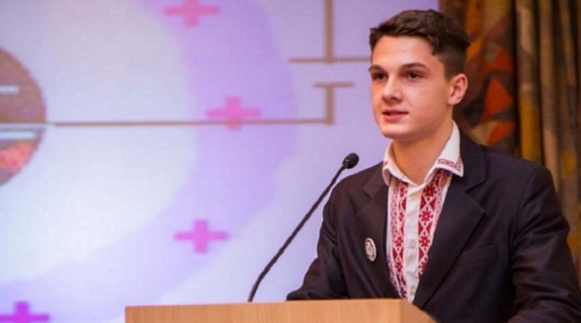 Український винахідник став призером Олімпіади геніїв у США