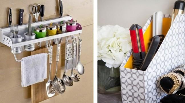 22 геніальних способи зберігати речі вдома