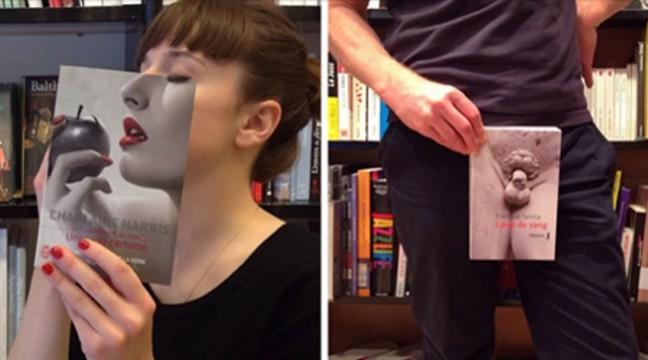 Що стається, коли працівникам книгарні стає нудно