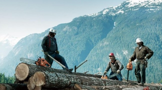 Притча про двох лісорубів