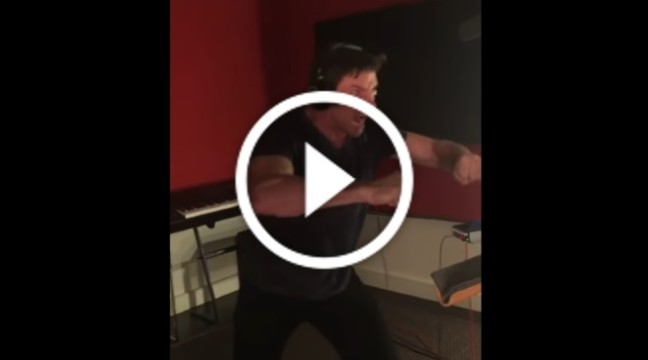 В Мережі показали відео, як Х'ю Джекман озвучує Росомаху