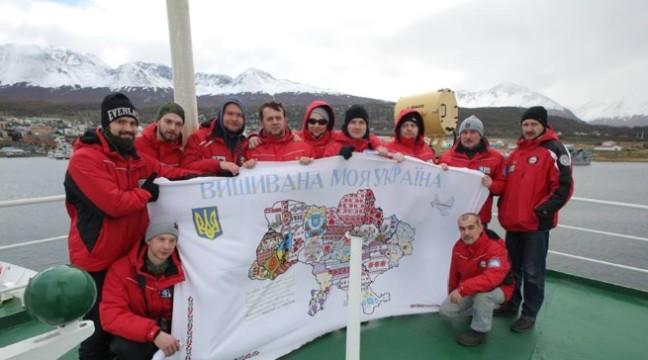 Українські експедитори поділилися фотографіями з Антарктиди