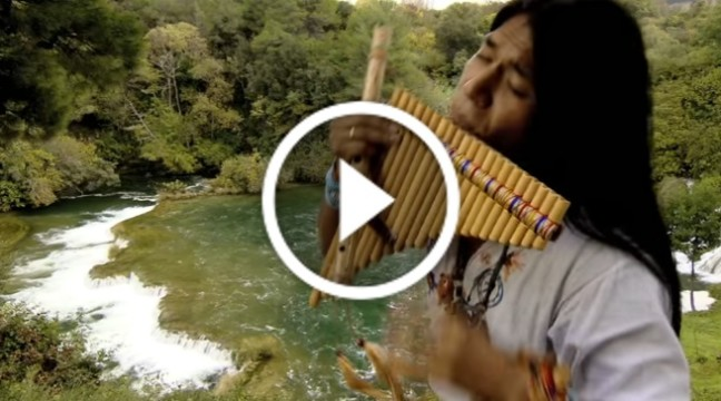 Музика для внутрішнього перезавантаження: Leo Rojas – Circle of Life
