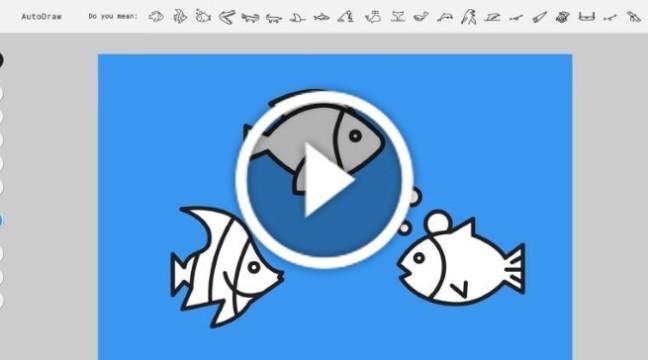 Новий редактор від Google перетворить ваші каракулі у круті малюнки