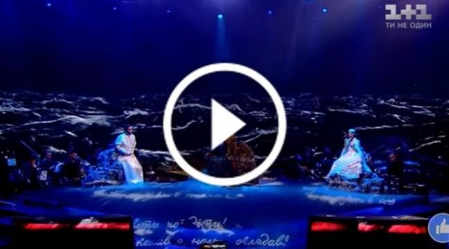"""""""Думи мої, думи"""" у виконанні Тіни Кароль, Олександра Клименко та Каті Чілі"""