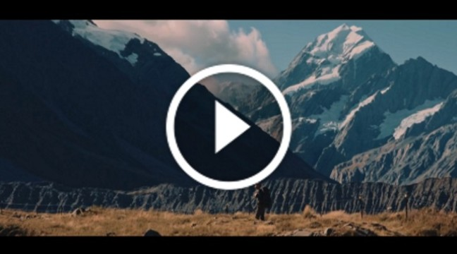 Надихаюче відео з краєвидами Нової Зеландії