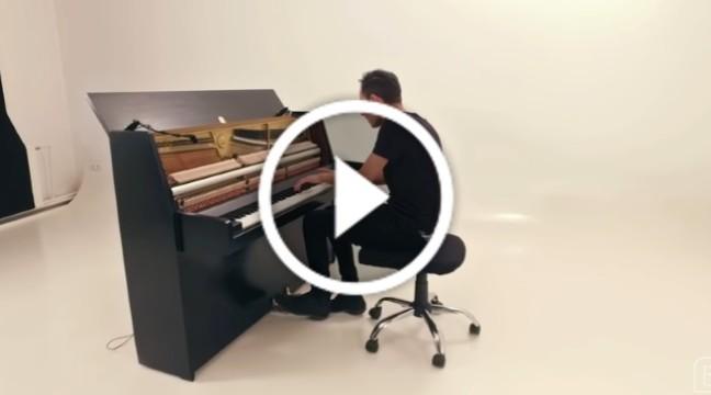 Крутезний фортепіанний кавер на пісню Sia – Cheap Thrills