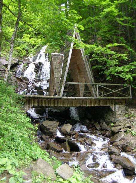 Водоспад Труфанець, Закарпаття