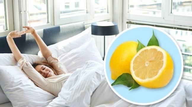 Що станеться, якщо покласти шматочок лимона поруч з ліжком
