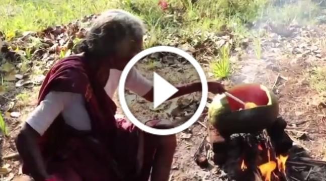 106-річна індійська бабуся підірвала YouTube своїми кулінарними рецептами