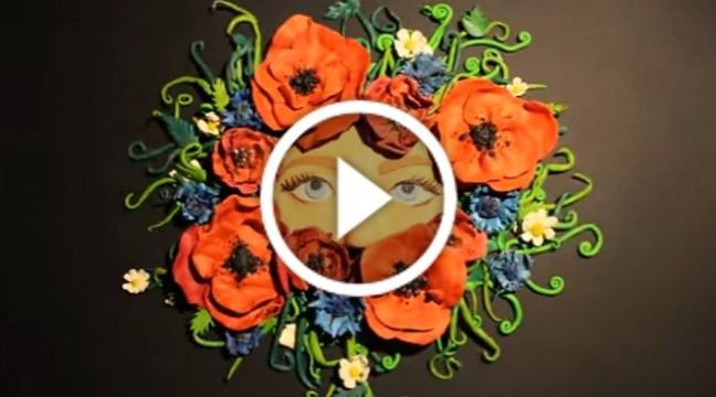 """Студенти Ужгородського коледжу мистецтв створили мультик на пісню Джамали """"Чому квіти мають очі"""""""