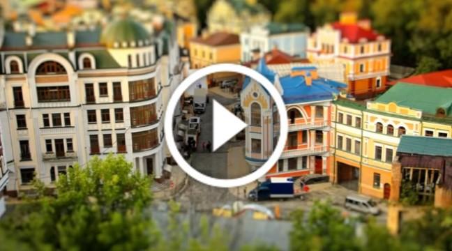 Затишний мультик про Київ. Один день із життя міста
