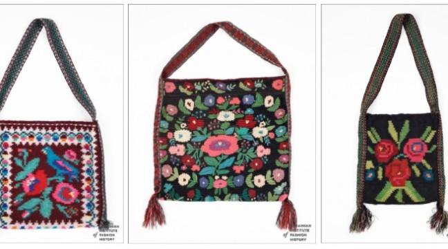 Українські традиції. Які сумки були модні у наших предків?