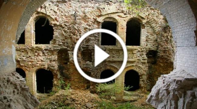 Містичні підземелля: Тараканівський форт з цікавого ракурсу