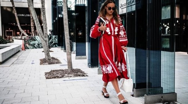 Етно мода: вишукані сучасні вишиванки від українських брендів