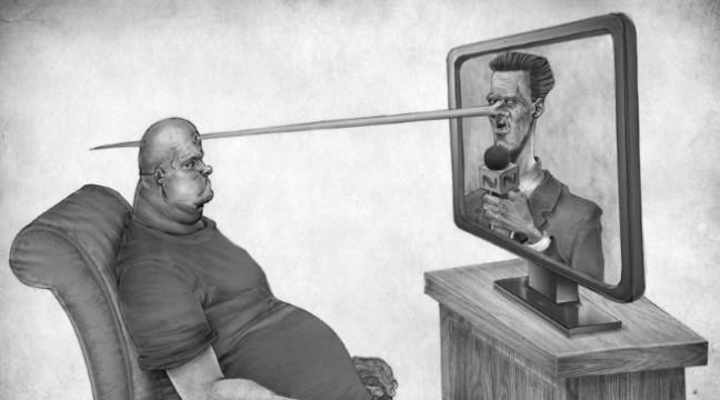 10 провокаційних ілюстрацій про сучасне життя