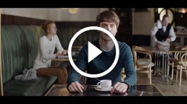 Маленька любовна історія у рекламі з несподіваним завершенням