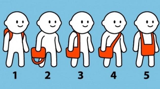 Покажи, як ти носиш свою сумку, і я скажу, хто ти
