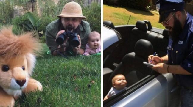 Нереально крутий тато, який робить прекрасні фотографії зі своєю маленькою донькою