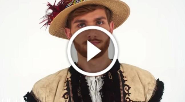 Як одягалися українські чоловіки 100 років тому