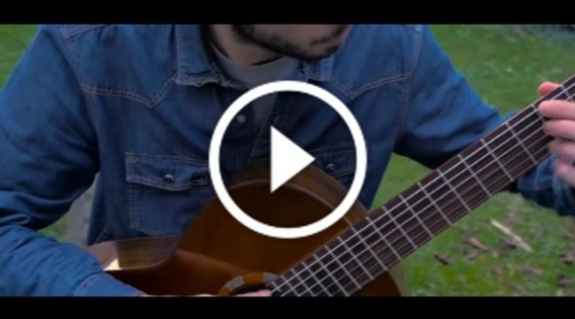 Одна з найвідоміших композицій Людовіко Ейнауді у виконанні гітариста