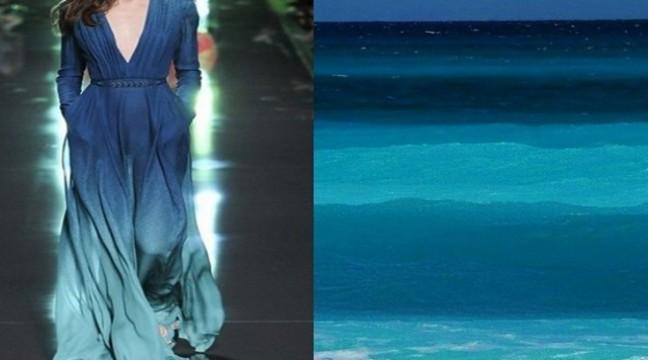Сукні, на створення яких надихнула сама природа