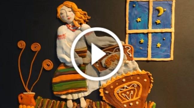 """Vivienne Mort – """"Колискова"""". Мультик від студентів Ужгородського коледжу мистецтв"""