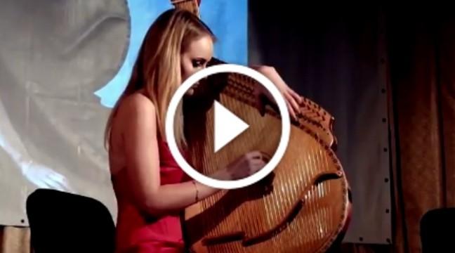 Українська інструментальна музика XXI століття у виконанні бандуристки Тетяни Мазур