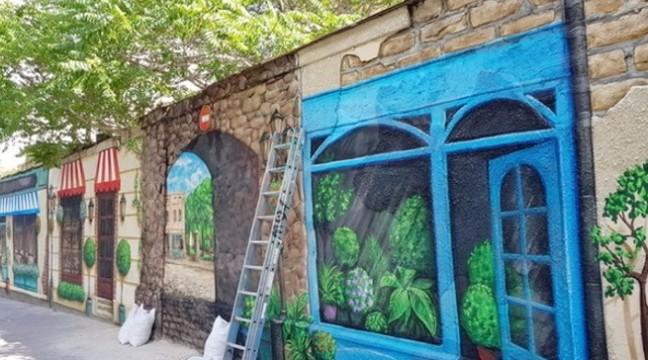 Одеські стріт-арт художники обмальовують вулиці муралами