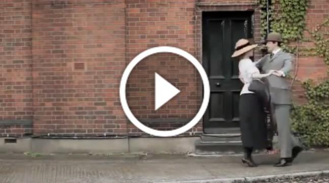 100 років за 100 секунд у танцях