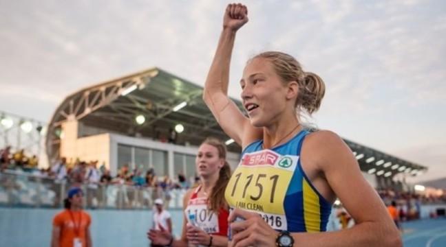 18-річна українка перемогла на командному чемпіонаті Європи з багатоборства