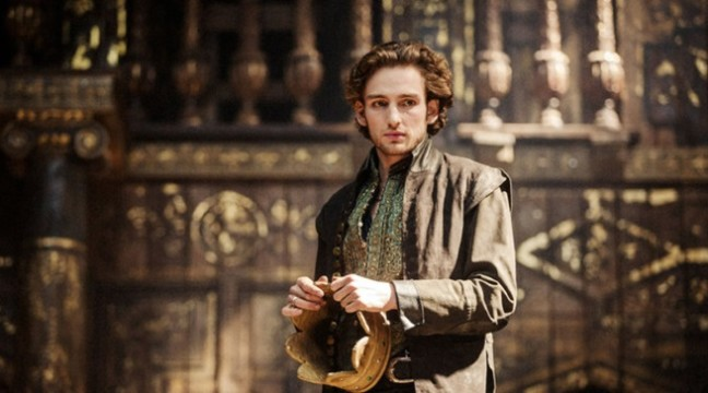 У США відбулася прем'єра серіалу про молодого Шекспіра