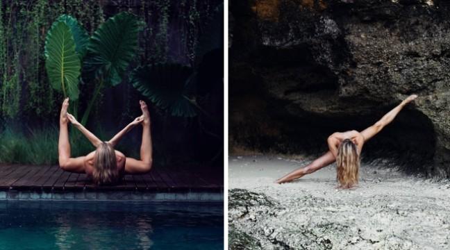 Йога як мистецтво. Розкішні фото, після перегляду яких хочеться йти займатися своїм тілом