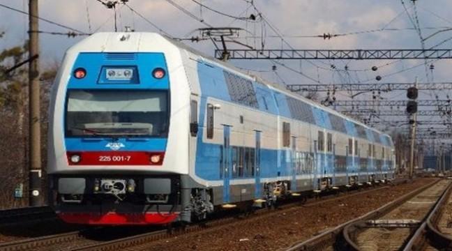 Укрзалізниця запускає двоповерховий потяг Skoda з Києва до Харкова