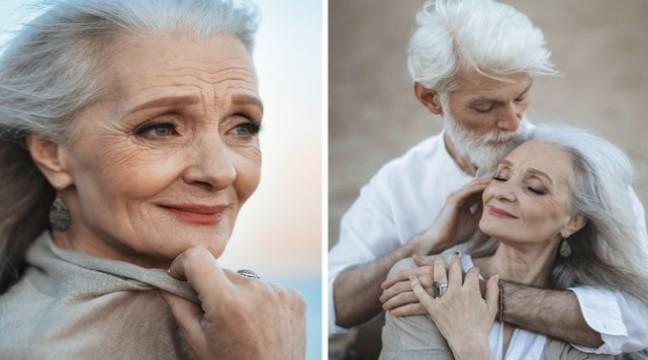 Кохання, яке не боїться старості. Найкрасивіша фотосесія у світі