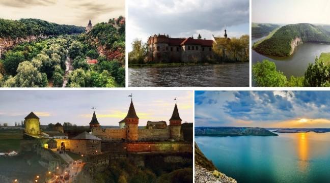Вихідні на Хмельниччині. 6 фантастичних місць, які неодмінно варто відвідати
